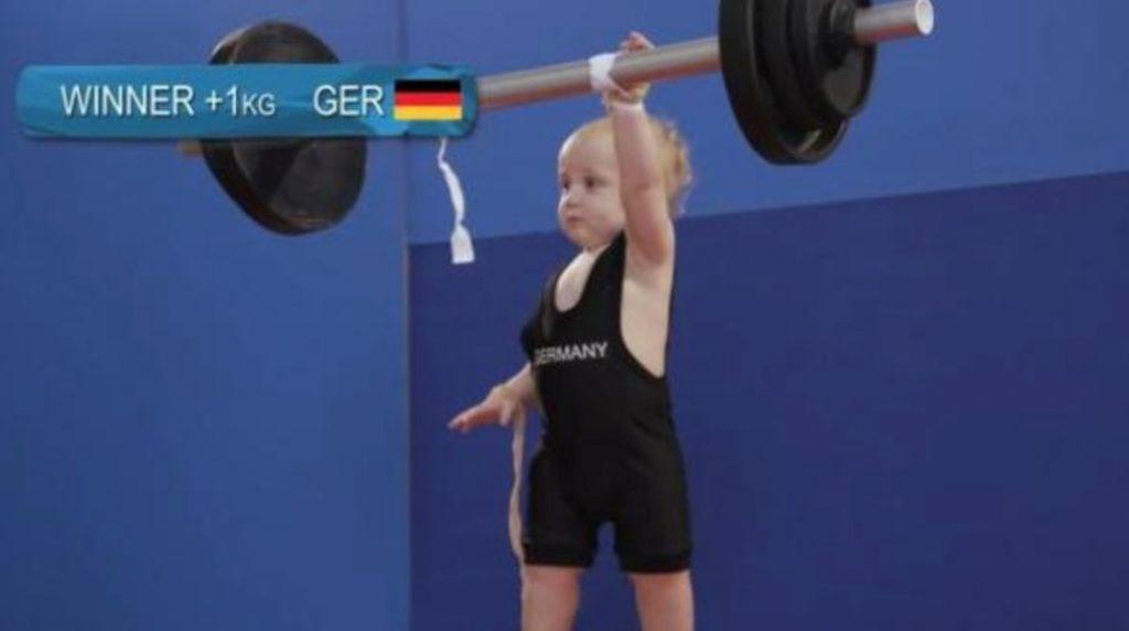 奥运会举重