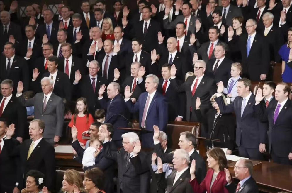 共和党人国会议员面貌